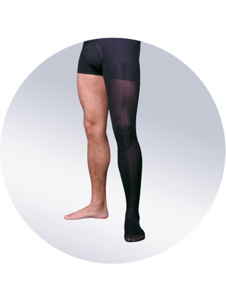 Чулок мужской на одну ногу, плотный арт. 224