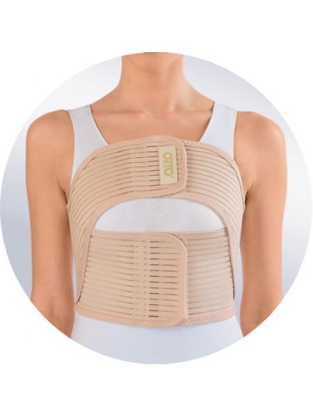Бандаж ортопедический на грудную клетку БГК-412