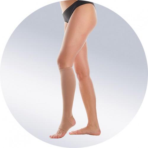 Бандаж-чулок на одну ногу до колена арт. 503